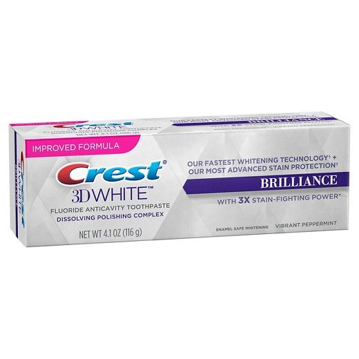 Crest Brilliance White tandpasta