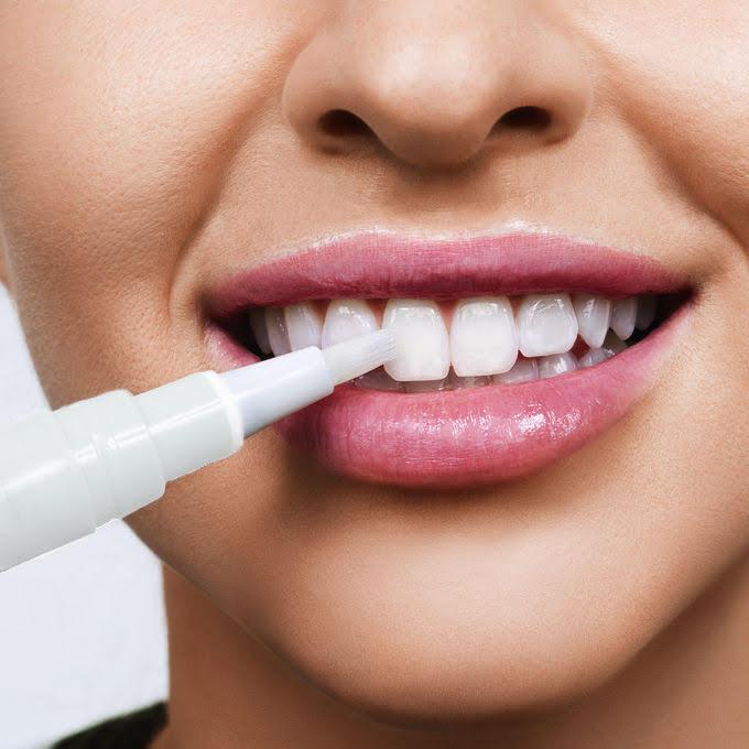 Tandblekning Pen - Naturlige tænder Whitening Pen.