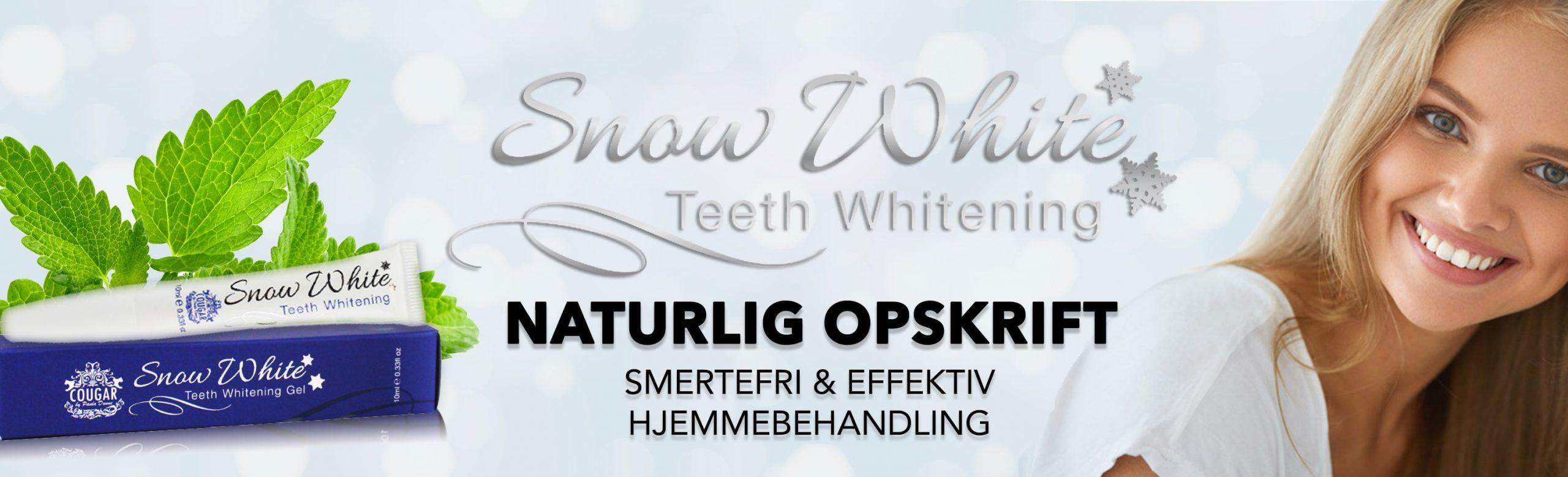 Naturlige tandblekningssæt, der giver enestående resultater.